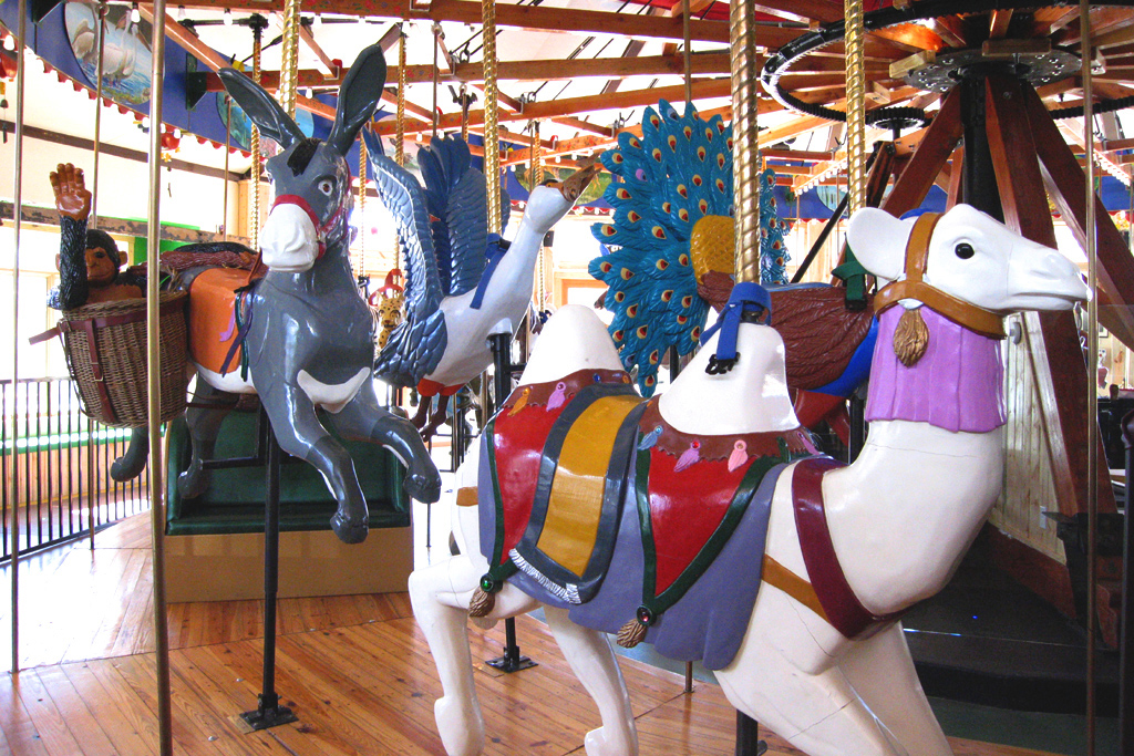 Carousel of Happiness, Nederland, Colorado.